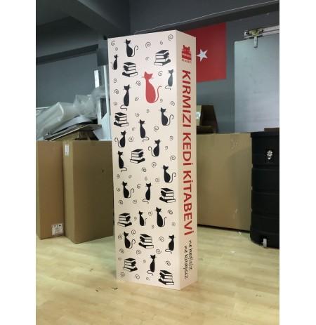 Karton Stand -Alarm Giydirme 27