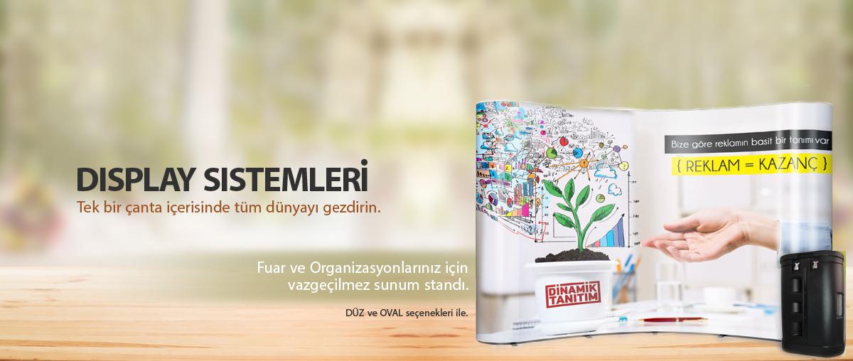 DISPLAY-SİSTEMLERİ