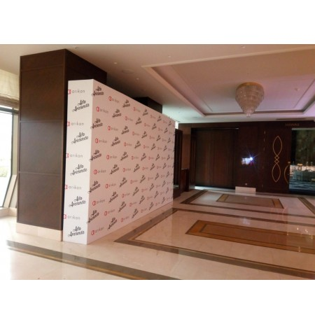 BACKDROP STAND - 3M 4M