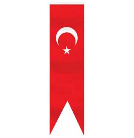 Türk Bayrağı 75x300