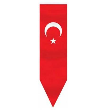 Türk Bayrağı 50x200