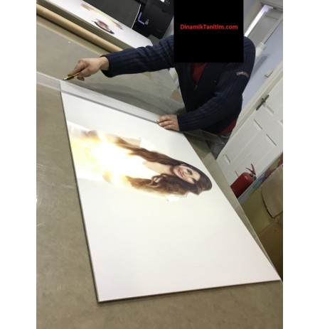 Dijital Baskı - Foto Blok - 01