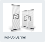 Lux Rollup Banner