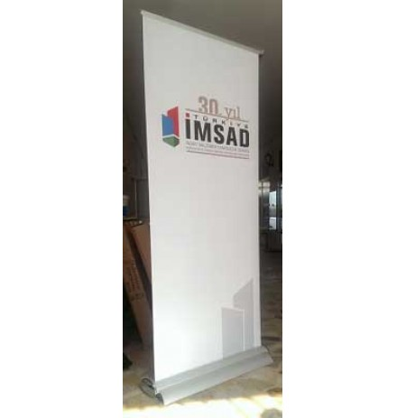 LUX ROLL UP BANNER 100X210CM