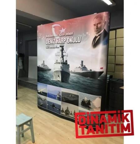 ÖRÜMCEK STAND DÜZ 3X2