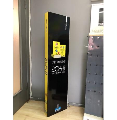 Karton Stand -Alarm Giydirme 12
