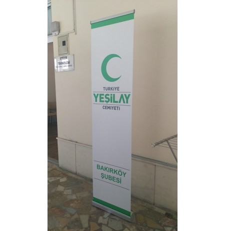 Roll Up Banner 60x180cm