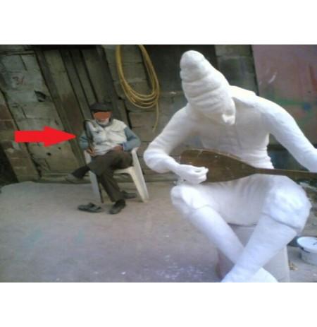 STRAFOR KÖPÜK 3D - Saz Sanatçısı -25