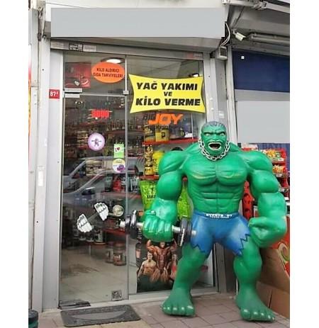 Polyester - Hulk Heykel -04