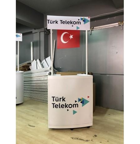 Türk Telekom Standı - 01