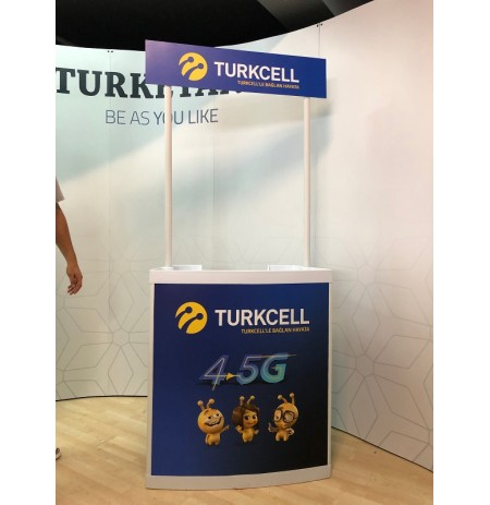 Turkcell Standı