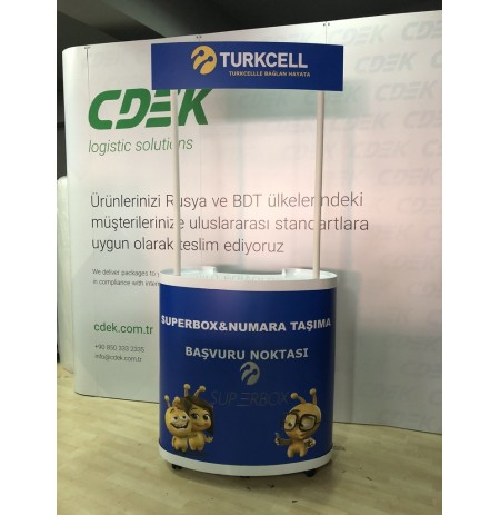 Turkcell Standı Oval